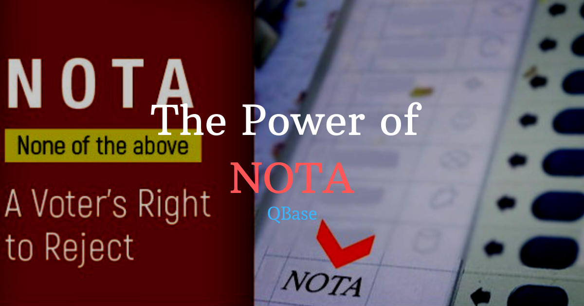 The Power of NOTA